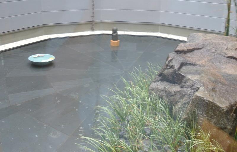 静岡陶芸美術館に天使が舞い降りた